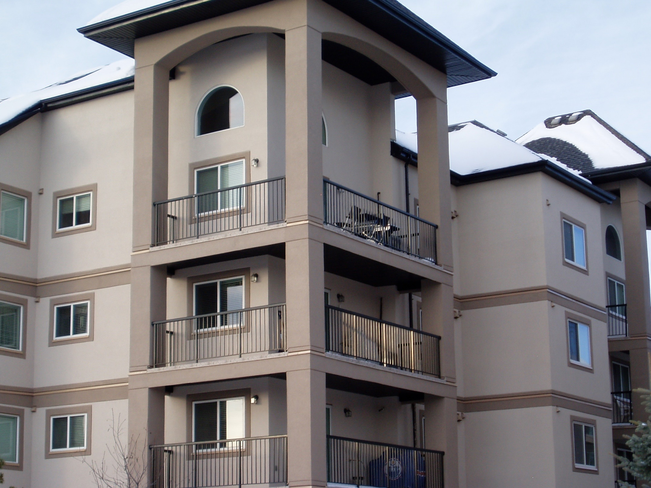 Apartment Complex - Edmonton